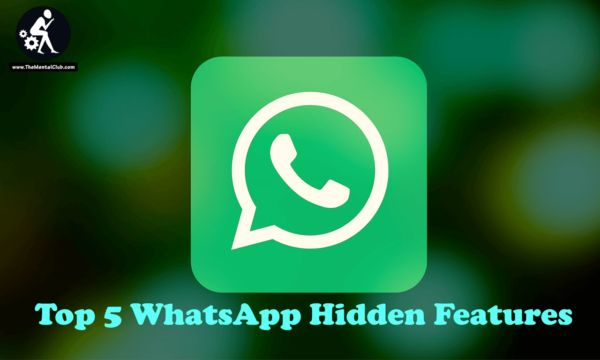 Top 5 WhatsApp Hidden Features: WhatsApp is one of the worlds most mainstream informing app. however it has a heap of helpful concealed elements you may never have run over before. However Weve gathered together a determination of the best. Today my article isTop 5 WhatsApp Hidden Features which you have ever try before.  Top 5 WhatsApp Hidden Features Top 5 WhatsApp Hidden Features  1. Hide the Blue Ticks:  Those blue ticks can get you in a bad profession especially when you dont answer in a flash and someone sees you have perused their messages. You can turn them off yet its important that in the event that you do you wont get read receipts for your messages either.Apple clients: If you get Siri to read the message the blue ticks wont show up so this could be an adequate passageway to peruse a message without the sender knowing you have.  iOS: Settings > Account > Privacy > Toggle off Read Receipts  Android: Settings > Account > Privacy > Untick Read Receipts  How to Create Whatsapp Account Without a Phone Number?  2. Turn words Bold Italic and Strikethrough  Verify Whatsapp with your USA number very easily  Now and then certain words need more accentuation and shouty tops simply wouldnt cut it. Try not to stress WhatsApp enables you to make whichever words or expressions you need intense italic or strikethrough them altogether.  iOS and Android: Add a reference mark either side of the word or expression for bold. Include an underscore either side of the word or expression for _italic_. Add a tildes to either side of the word or stage for strikethrough.  How to hack WhatsApp account within a minute (100% Working)  3. Stop People Seeing Your Messages  How to create Whatsapp Account without mobile number  Ever passed your telephone to a friend and in a flash froze about the messages they may see come through? We havent either. For those that have you can kill message see on iOS so just the contacts name will show up instead of their life or you can kill notices completely. In Android its unrealistic through the WhatsApp application however you can stop private data appearing on your secure screen Android itself.  iOS: Settings > Notifications > Toggle off Show Preview/Settings > Notifications > Toggle off Show Notifications  How to Create Whatsapp Account Without a Phone Number?  4. See Recent Chats Without Opening WhatsApp  Apple clients can see which contacts they have new data from without opening the WhatsApp application by including the WhatsApp Recent Chats gadget to their gadget. Up to eight of your most recent talks will show up inside the popular visits gadget when you swipe left to secure from your fundamental home screen or bolt screen.The gadget shows the roundabout profile picture symbol with various what number of new visits you have from that specific contact. You would then be able to tap on the talk you need to peruse and WhatsApp will open on that special visit.  iOS: Swipe left to ideal from your bolt screen or your primary home screen > Scroll down to the Edit symbol at the base > Add the WhatsApp Recent Chats symbol > Rearrange the request of your gadgets.  Top Funny Whatsapp status.(Dont miss)  5. Send a Public Message Privately:  Ever had a free night and wanted to solicit a few from your comrades in the event that they are around without opening up each visit to ask them seperately? You can send a picture message to a rundown of contacts with it seeming like youve asked them separately. Excellent for sparing time horrendous on the off chance that they all answer yes.  iOS: Chats > Broadcast Lists > New List > Add contacts  Android: Chats > Menu > New Broadcast  How To Share Live Location on WhatsApp?  Conclusion:  Hope you like this article aboutTop 5 WhatsApp Hidden Features. If I have lost any other tips that you know you may leave your comment below in the comment section. Thanks for reading.  The post Top 5 WhatsApp Hidden Tricks appeared first on The Mental Club.