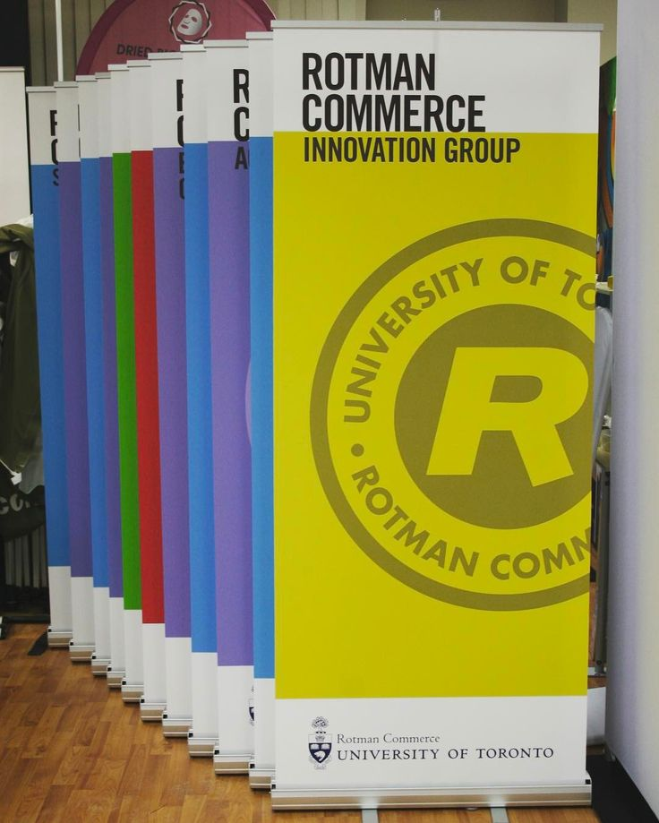 "55 mentions J'aime, 1 commentaires - Detonate Group Inc (@detonategroup) sur Instagram : ""@rotman_commerce roll up banners stacked and ready for setup! #rollupbanner #uoft #toronto #banners…"""