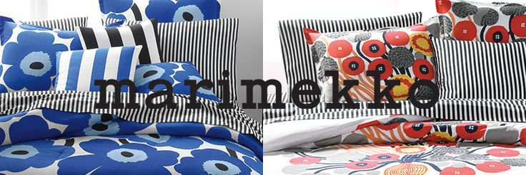 Shop Marimekko Bedding & More: Free Shipping on orders over $99 at BeddingStyle.com