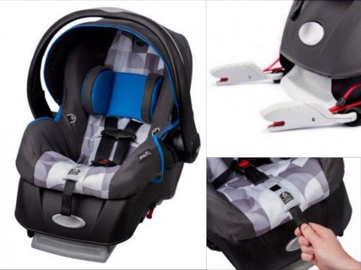 Infant Car Seat Baby Safety Seats Newborn Kids Child Lightweight Travel Chair #InfantCarSeat