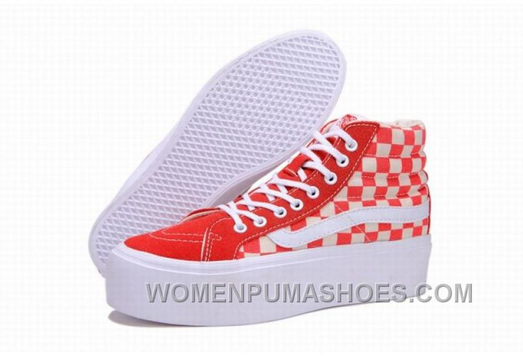 http://www.womenpumashoes.com/vans-sk8hi-platform-classic-red-white-checkerboard-womens-shoes-authentic-mhf32n.html VANS SK8-HI PLATFORM CLASSIC RED WHITE CHECKERBOARD WOMENS SHOES AUTHENTIC MHF32N Only $74.00 , Free Shipping!