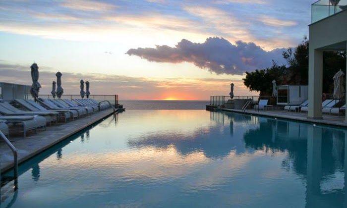 Las mejores piscinas de hoteles del Mediterráneo | paisaje libre