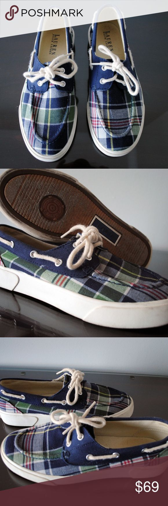 Women's Lauren Ralph Lauren Sperry Shoes For sale is a pair of Women's Ralph Lauren Sperrys size 7M. They are in great condition no rips, tears, holes, and minimal creasing. Gum bottom will not leave scuff marks. The colorway has been discontinued and will not be found in stores. Don't miss your opportunity to purchase these shoes they'll make a wonderful addition to your collection. Guaranteed authenticity from a trusted seller i have 100% feedback on ebay in addition to good feedback on…