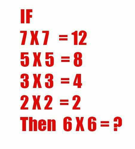 What's your answer? | Funny Pictures, Quotes, Pics, Photos, Images