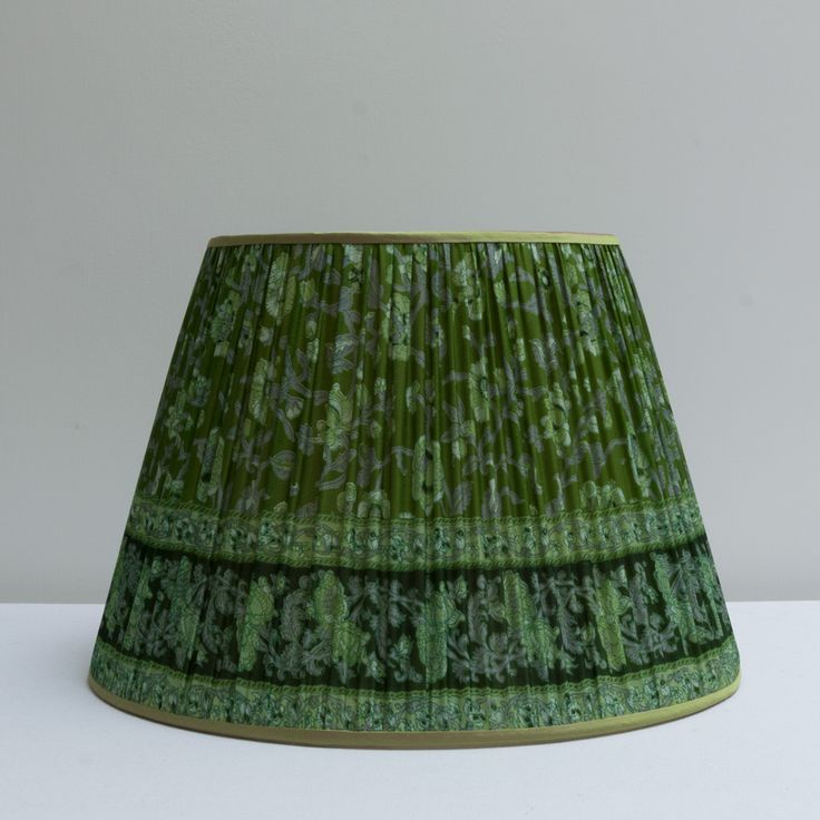 32 best lampshades images on pinterest lamp shades lampshades and beautiful green vintage silk lampshade mozeypictures Images