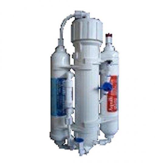 77.90EUR Aquili Kit osmosi inversa con valvola lavaggio membrana