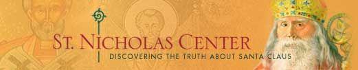 St. Nicholas Center-great website
