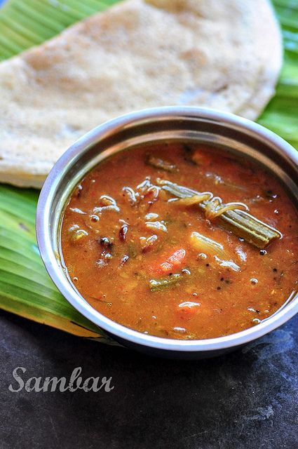 South Indian Sambar
