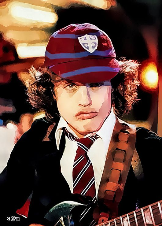636*887px, Angus Young