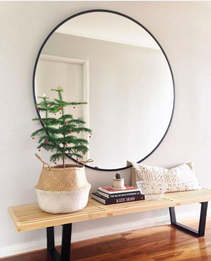 25 best ideas about entry mirror on pinterest front entry decor large wooden mirror and. Black Bedroom Furniture Sets. Home Design Ideas