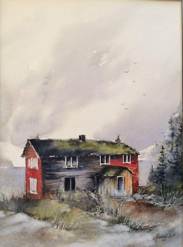 Bilder til salgs - www.hannajakobsen.net