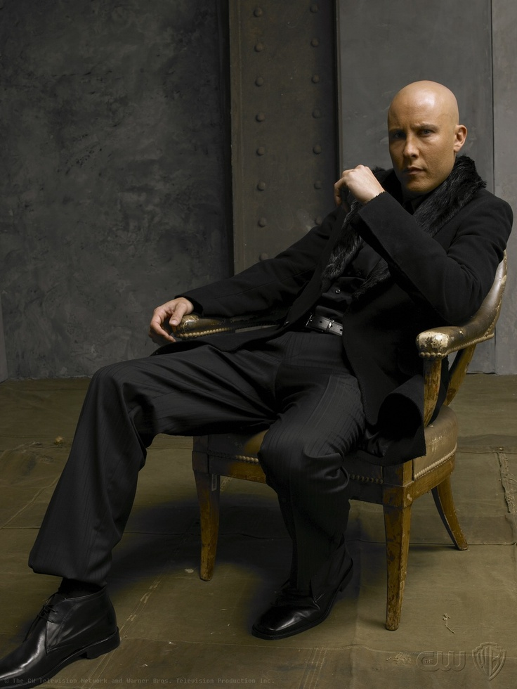"Michael Rosenbaum as Alexander (Lex) Luthor on ""Smallville"" (2001) ..."