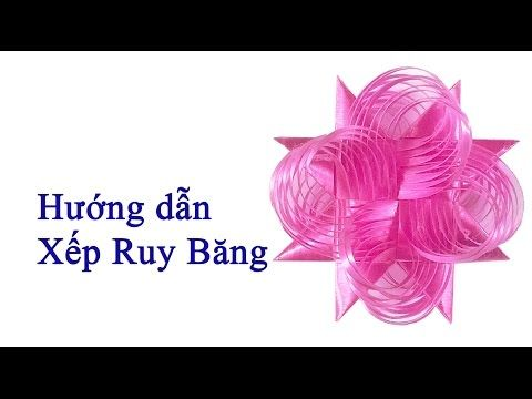 Xếp Ruy Băng [Ribbon] - Sample_02 - YouTube