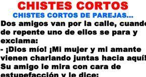 CHISTES CORTOS DE MATRIMONIOS | Curiosidades, humor, rarezas, raras, noticias raras…cosasmasraras.com