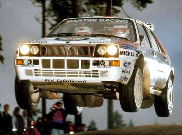 Szybciej, dalej, wyżej! #LanciaRacing