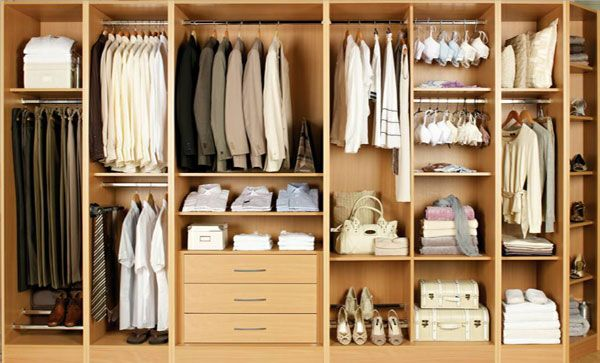wardrobe storage solutions - Google Search