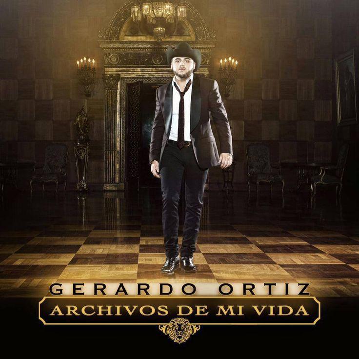 ARCHIVOS DE MI VIDA - GERARDO ORTIZ 2013 ALBUM CD : Portal Del ...