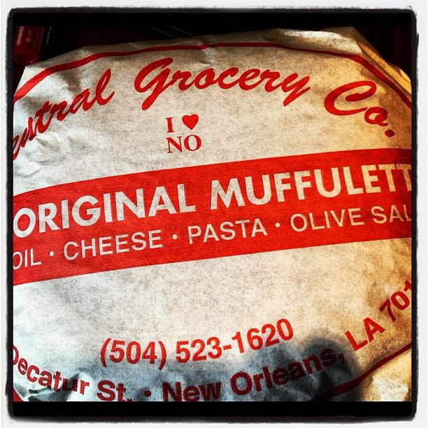 The best muffuletta sandwich in town is still made by the Tusa family at Central Grocery. #MyHometownPins