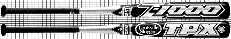 Louisville Slugger TPX Z-1000 BB12Z BBCOR College | High School Baseball Bat