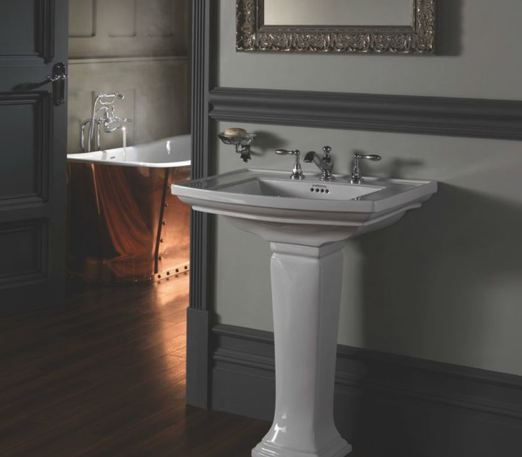radcliffe ceramic basin and baglioni cobra luxury cast iron bath from imperial bathrooms both available