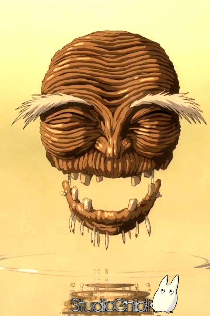 The old dragon spirit - Spirited Away - Studio Ghibli