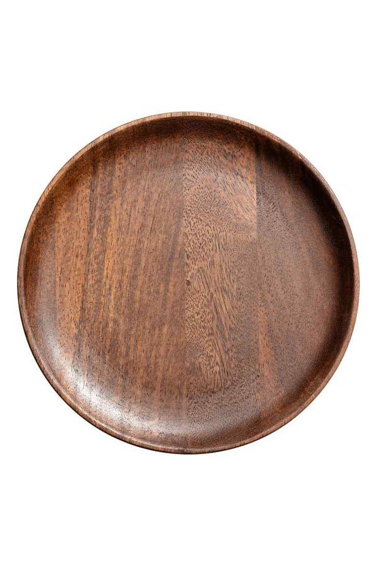 assiette en bois bois naturel assiette et en bois. Black Bedroom Furniture Sets. Home Design Ideas