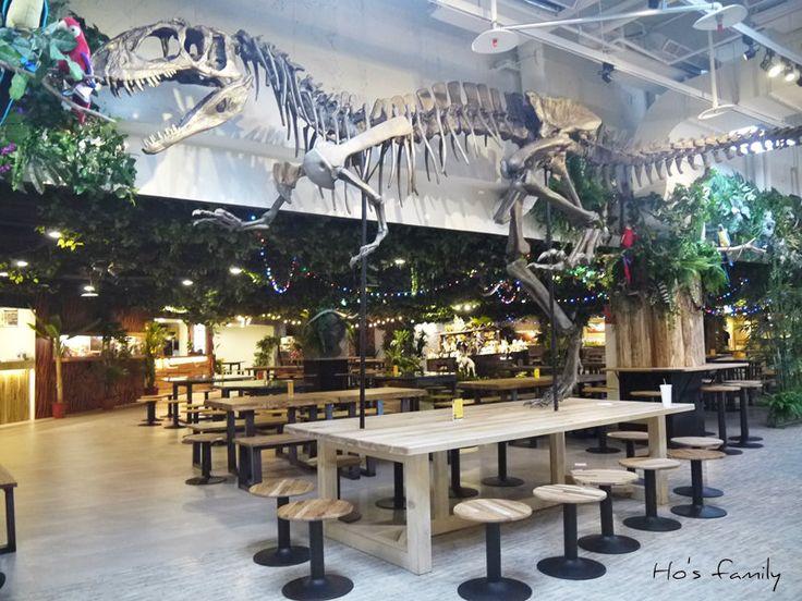 大恐龍、長毛象陪你吃飯!藏身城市的叢林世界 ─ 親子天下─嚴選部落客