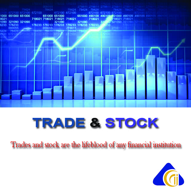 Trades and stock are the lifeblood of any financial institution.Please visit us- www.gleamglobalservicesindia.com