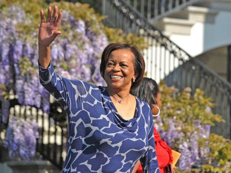Here's to you, Mrs Robinson: The First Lady Michelle Obama's mother plays a crucial role in the White House