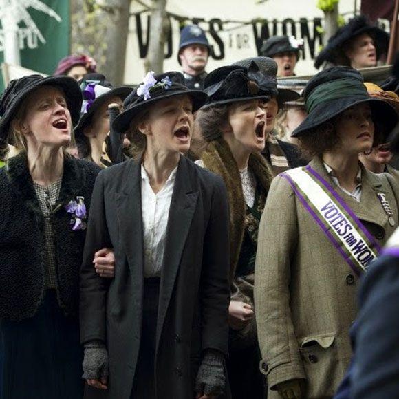 Bande-annonce du film Suffragette avec Meryl Streep et Carey Mulligan | HollywoodPQ.com