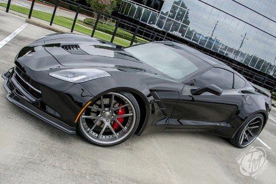 Widebody C7 Corvette Stingray | For Sale Friday - Rides Magazine