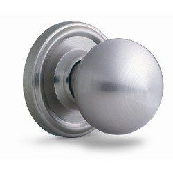 barrington passage door knob set passage set means both knobs always free this is generally used on a hall or closet - Closet Door Knobs