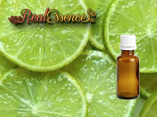 Lemon Essential oil 100% Pure and natural essential oil in a 10 ml  amber bottle