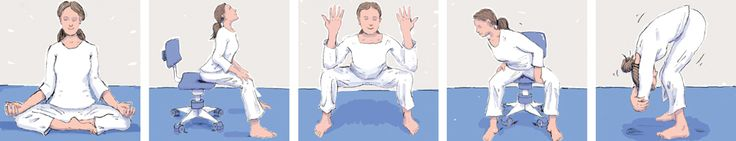 MP3s of Short yoga breaks! Here are over 21 free downloads from Kripalu teachers.