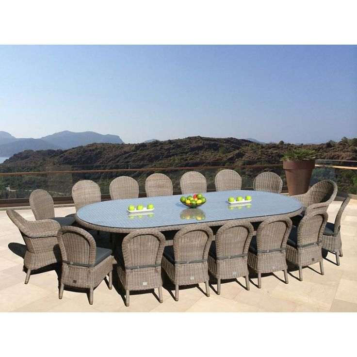 Bridgman Bali   Ohio 16 Seater Dining Set   The Garden Furniture and  Interiors  55 best Outdoor dining images on Pinterest   Outdoor dining  Teak  . Kettler Bretagne 8 Seater Outdoor Dining Table. Home Design Ideas