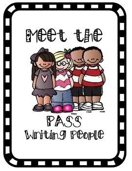 PASS Writing People: Prepare Students for Standardized Writing Tests. Specifically designed for the SC PASS writing test.  FREE!