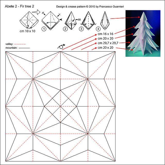 1000 ideas about origami noel on pinterest comment - Comment faire une etoile de noel en origami ...