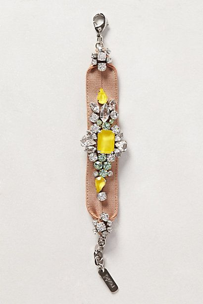 Milk & Honey Bracelet #anthropologie  Taking inspiration from everywhere under the sun - vintage markets, Italian piazzas, far-flung locales that she's visited on holidays - and focusing on quality and craftsmanship, Daniela Ravaioli has designed the Rada collection for more than twenty years.