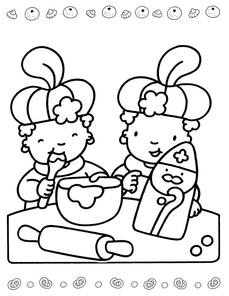 sinterklaas coloring pages - photo#42