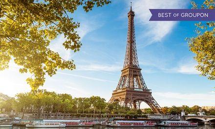 Hôtel Delos Vaugirard à París : Séjour avec croisière sur la Seine à deux pas de la Tour Eiffel: #PARÍS 59.00€ au lieu de 159.00€ (63% de…