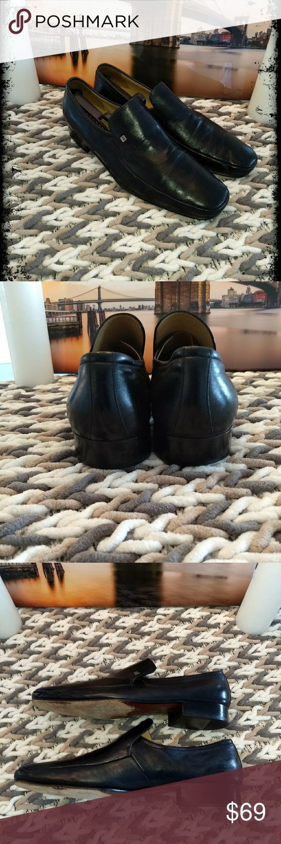 👌⭐️ BALLY LOAFERS, EXCELLENT CONDITION!!⭐️SALE... Black, super soft leather Bally men's loafer. Excellent condition, per the photos. Gently worn. Size 13D 1/2. MODA BELLA BOUTIQUE, PALM BEACH, FL. Bally Shoes Loafers & Slip-Ons