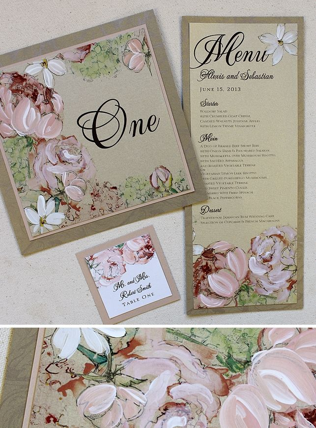 wedding shower invitations omaha%0A Blush and Ivory Chicago History Musuem Wedding Invitation