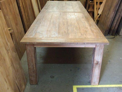 Teak Tisch Altes Holz 350 X 120 Cm Bild 0 Altes Bild Cm Holz