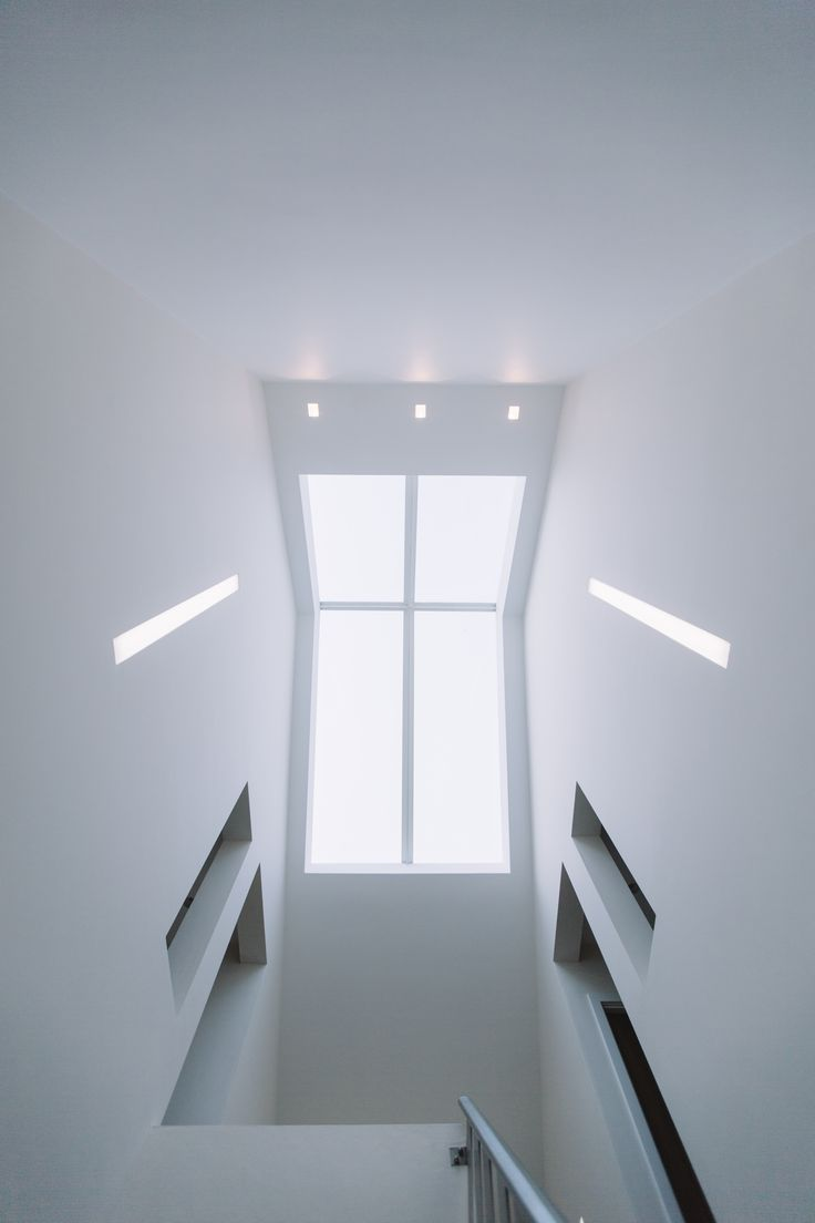 Ridgeglaze skylight - Daylight is an invaluable natural asset! Credit: Brookes Contracting Ltd
