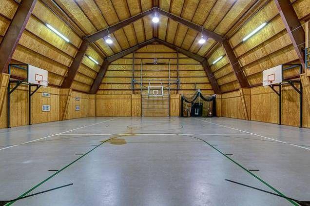 Cancha de baloncesto cubierta (Argyle, Texas)