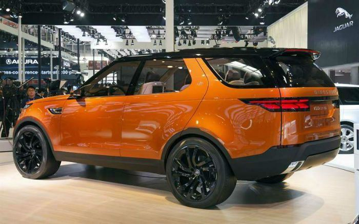 Nice Land Rover 2017: 2017 Land Rover Discovery LR4... Check more at http://24cars.top/2017/land-rover-2017-2017-land-rover-discovery-lr4-2/