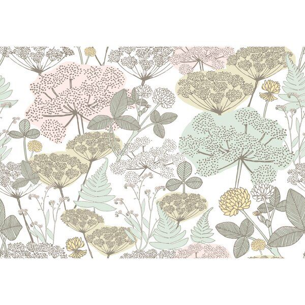 Finlayson 18 86 L X 18 W Smooth Peel And Stick Wallpaper Roll Peel And Stick Wallpaper Peelable Wallpaper Wallpaper Roll