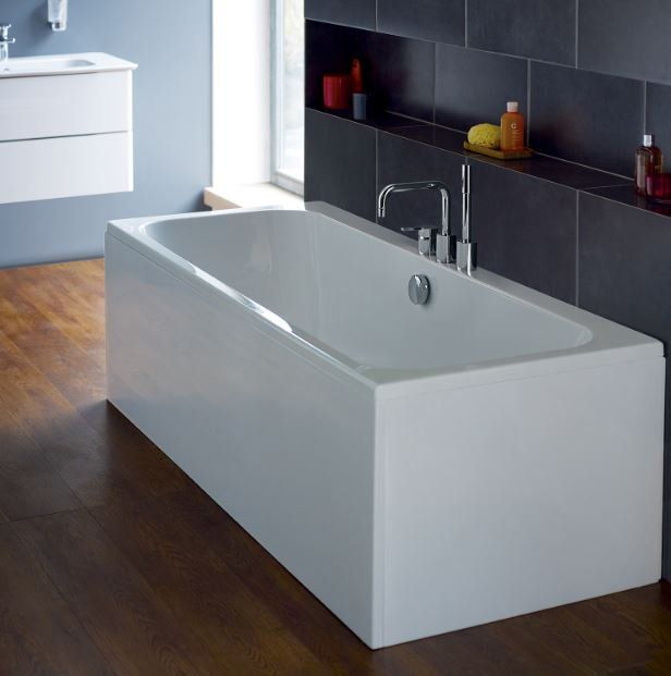 Getting set for the week ahead with a long soak in @SottiniUK's Cosia bath.