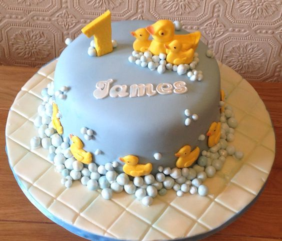 1000+ Ideas About Rubber Duck Cake On Pinterest