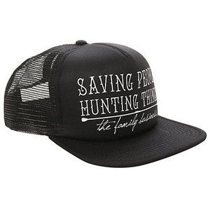 Supernatural - Polyvore saving people hunting things supernatural quotes merchandise